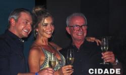 Aniversário dos 15 anos da FG Empreendimentos com Grazi Massafera e show com Léo (Victor e Léo)