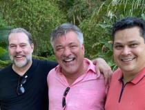 O encontro político do ano foi na Costa da Lagoa, em Florianópolis
