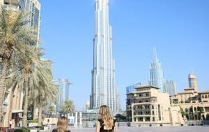 Empresa de concierge convida arquiteta catarinense para visitar Dubai