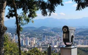Mirante Morro da Boa Vista – Joinville