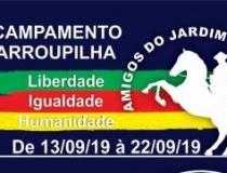 Acampamento Farroupilha vai movimentar CTG em Itapema