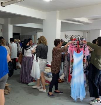 Bazar em Balneário Camboriú terá peças a R$ 1,99