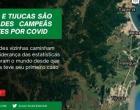 ITAPEMA e TIJUCAS são as cidades campeãs de mortes por COVID