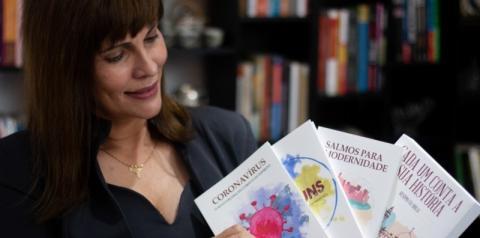 Livro com revelações espirituais e dilemas impostos pelo coronavírus é lançado no Brasil.