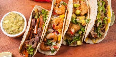 Happy Hour do Guacamole traz tacos em dobros e caipirinhas pela metade do preço