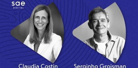 SAE Digital realiza encontro anual de mantenedores com participação de Serginho Groisman e Claudia Costin