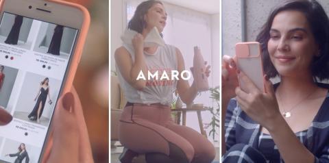 AMARO é uma das vencedoras do Prêmio WEPs Brasil 2021