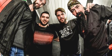 Banda curitibana Dona Mag se apresenta no Didge BC neste sábado