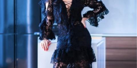 Modelo trans Camila Montovani dará detalhes de sua história contada pelo escritor James S. Stuart