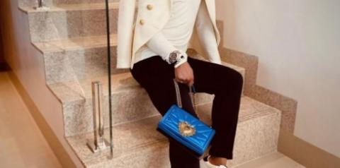 Grifes e marcas, carimbam o estilo diferenciado do socialite paulista Igor Leite