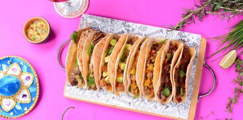 Guacamole Cocina Mexicana lança combo especial em comemoração ao Dia Nacional do Taco