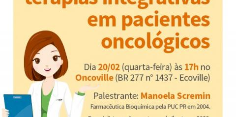 Aplicação das terapias integrativas em pacientes oncológicos é tema do programa IOP Orienta