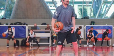 Escola Internacional de Alphaville será unidade licenciada do NBA Basketball School