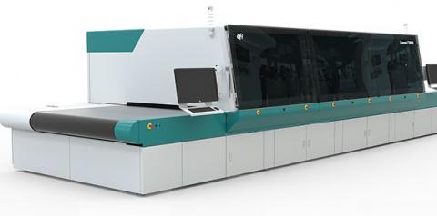 Tecnologia EFI Cubik para impressão em madeira, passa a ser comercializada na região latino-americana