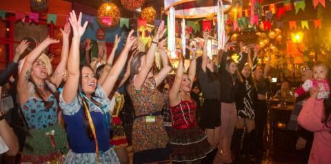 Restaurantes temáticos de Balneário Camboriú promovem festas juninas neste final de semana