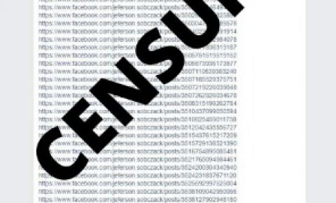 Fake News ou Censura?
