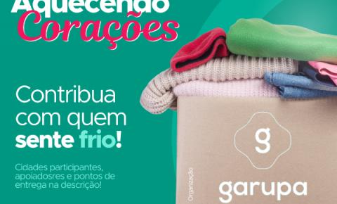 Parceira de aplicativo de mobilidade lançou campanha filantrópica de inverno