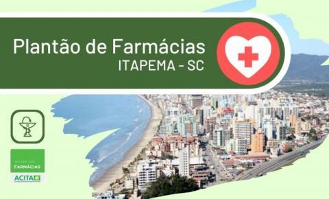 Plantão de Farmácias - Itapema