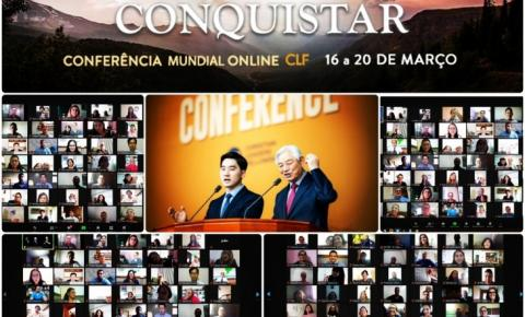 Conferência Mundial On-line ultrapassa as barreiras Inter denominacionais e de distância.