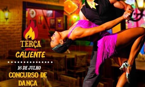 Concurso de dança terá a salsa como ritmo principal amanhã em Balneário Camboriú
