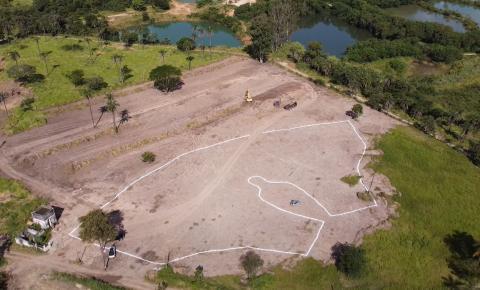 Começam as obras do maior parque aquático de Minas Gerais