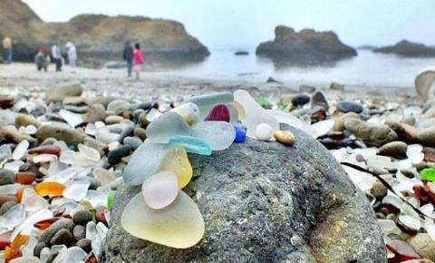 Conheça as 10 praias mais estranhas do mundo