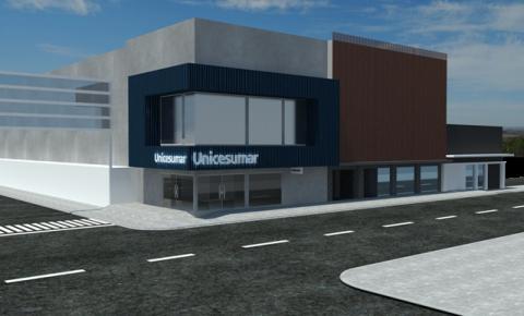 Unicesumar investe R$ 1,5 milhão na ampliação da unidade em Blumenau
