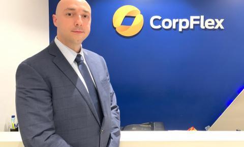 CorpFlex anuncia entrada de novo CFO