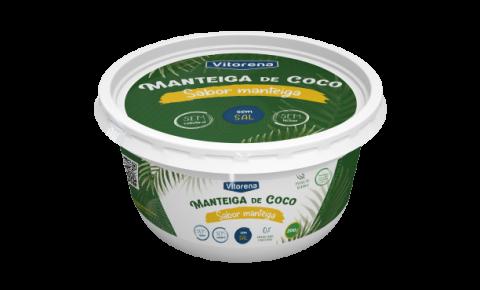 Alimentação Saudável: Vitorena lança monodose de óleo de coco e manteiga de coco