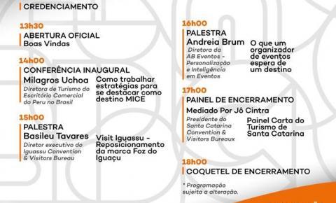 Seminário destaca mercado turístico de eventos e negócios em Balneário Camboriú nesta terça-feira