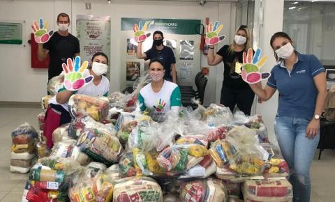 Núcleo de Cooperativas da Acibalc inicia campanha de arrecadação de alimentos na próxima segunda-feira