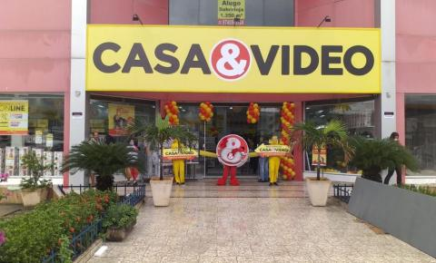CASA & VIDEO expande para regiões de São Paulo e abre mais de 200 vagas de emprego