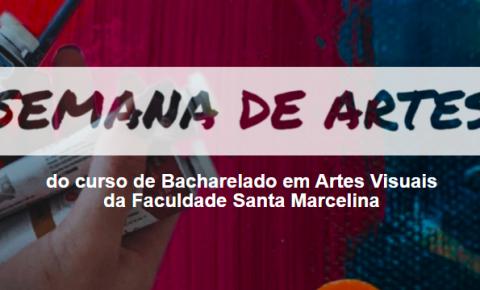 Semana de Artes reflete sobre da formação em Artes Visuais
