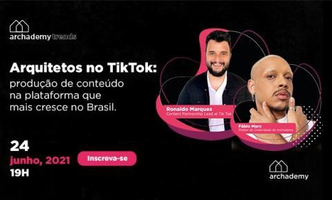 Evento gratuito explica como usar TikTok para potencializar as vendas
