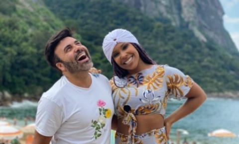 Celebridades curtem domingão em ponto turístico do Rio de Janeiro