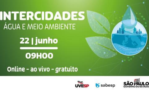Intercidades anuncia programação focada na Água e Meio Ambiente