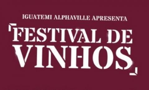 Festival de Vinhos oferece experiência completa com rótulos exclusivos da Wine