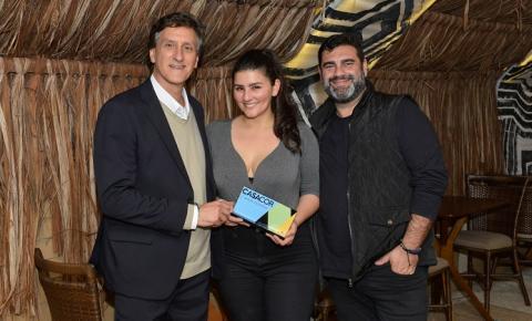 Restaurante Motírô ganha prêmio de melhor ambiente comercial
