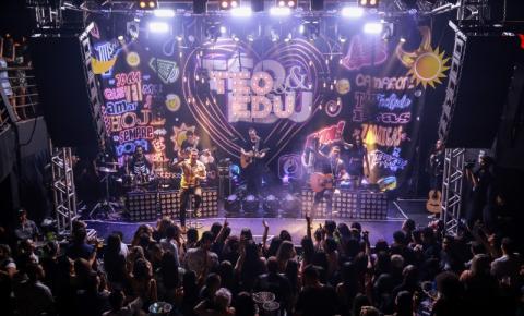 Dupla Téo e Edu lança nova música na Rivage