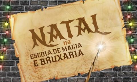 Escola de Magia e Bruxaria do Brasil volta ao SuperShopping Osasco em edição especial de Natal