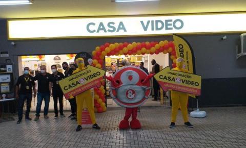 CASA & VIDEO inaugura loja no Ipiranga - SP com ofertas exclusivas