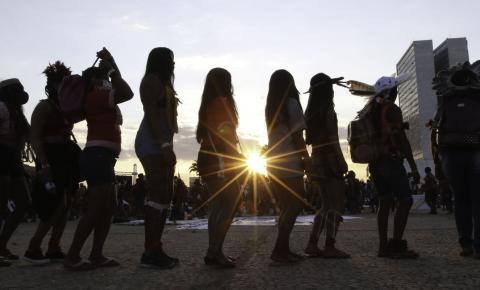 Relator vota contra marco temporal para demarcação de terra indígena