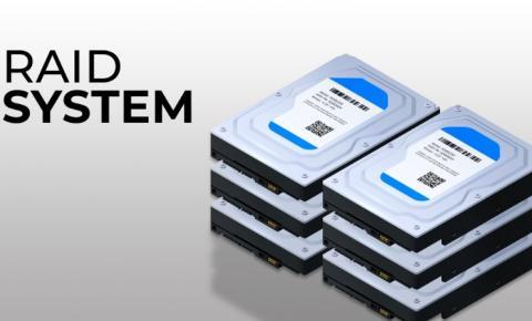 Vantagens de implementar um sistema RAID