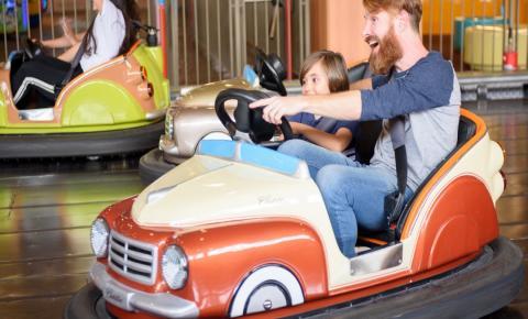 Parques do Grupo Playcenter são opções divertidas para comemorar o mês das crianças