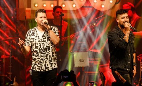 Dupla sertaneja Téo e Edu lança, no dia 20 de setembro, em Jaraguá do Sul, a nova música de trabalho