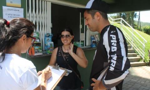 Inicia pesquisa de demanda turística em Itapema
