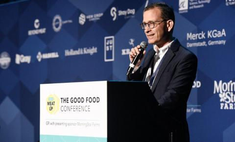 CEO e cofundador do The Good Food Institute chega ao Brasil
