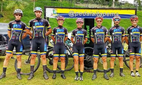 Equipe de ciclismo de Itapema estreia na temporada 2019
