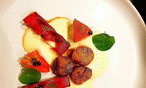 Bistrô 278 Foods inaugura na Floricultura Santo Bouquet