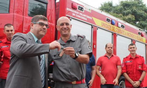 Bombeiros Voluntários comemoram 40 anos
